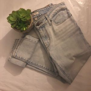 LEVIS | 711 Skinny Jeans | Light washed